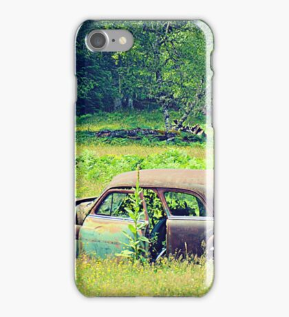 Rusty Car iPhone Case/Skin