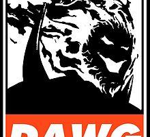 Dormammu Dawg Obey Design by SquallAndSeifer