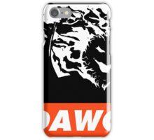 Dormammu Dawg Obey Design iPhone Case/Skin