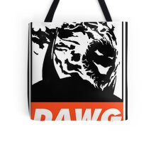 Dormammu Dawg Obey Design Tote Bag