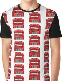 'London Calling' Graphic T-Shirt