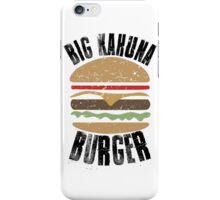 Big Kahuna Burger - Pulp Fiction iPhone Case/Skin