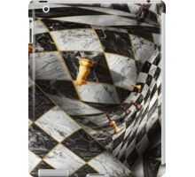 Hobby - Chess - Your move iPad Case/Skin