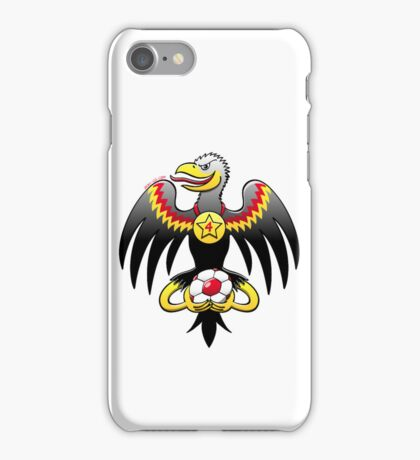 Germany's Eagle Soccer Champion iPhone Case/Skin