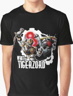 TIGERZORD POWER Graphic T-Shirt