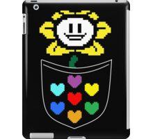 Pocket Flowey (color) iPad Case/Skin