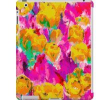 Tulip Field  iPad Case/Skin