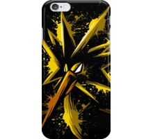Go team instinct iPhone Case/Skin