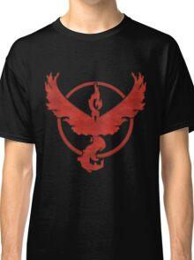 Team Valor Pokémon GO Classic T-Shirt