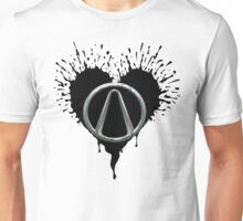 Heart Borderlands Unisex T-Shirt