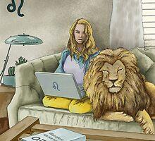 Leo Sign by Fanatic  Studio