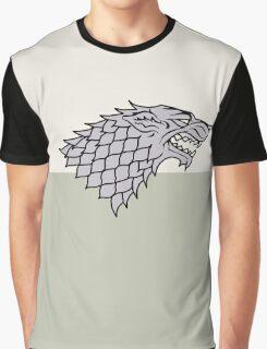 Game of Thrones - Stark Graphic T-Shirt
