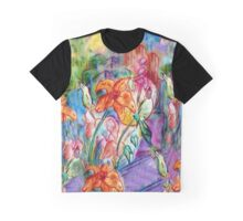 Wild Lily Graphic T-Shirt