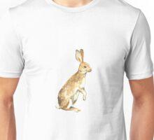 Watercolor Rabbit Unisex T-Shirt