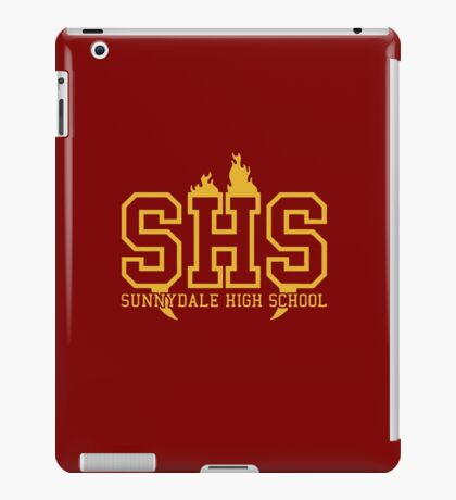 Sunnydale High School iPad Case/Skin