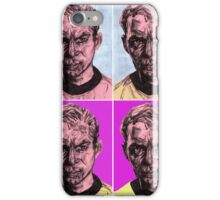 Pop Kirk iPhone Case/Skin