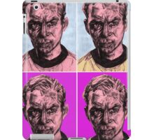 Pop Kirk iPad Case/Skin