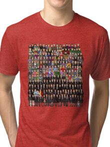 Harry Potter Characters Tri-blend T-Shirt