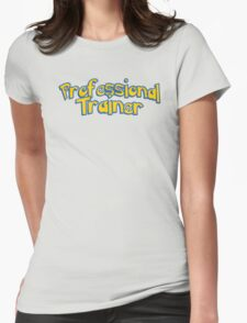 Pro Trainer (Color) Womens Fitted T-Shirt