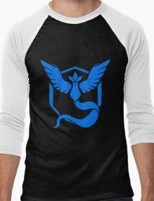 Team Mystic Pokémon GO Men's Baseball ¾ T-Shirt