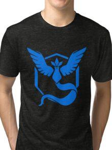 Team Mystic Pokémon GO Tri-blend T-Shirt
