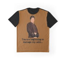 Don't Mess with the Captain Graphic T-Shirt