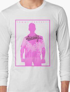 Vice City Pink Long Sleeve T-Shirt