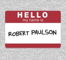 Robert Paulson One Piece - Short Sleeve