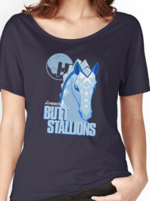 The Hyperion ButtStallions Women's Relaxed Fit T-Shirt