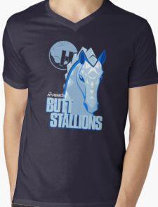The Hyperion ButtStallions Mens V-Neck T-Shirt