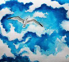 """Be my wings"" by karina73020"
