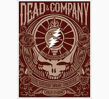 DEAD AND COMPANY SUMMER TOUR 2016 DTE ENERGY MUSIC THEATRE Unisex T-Shirt