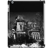 Your local creepy house iPad Case/Skin