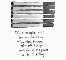 Its a Metaphor by ButterCake