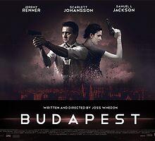 Budapest by amblejambles