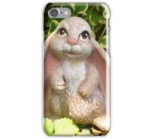 Winsome Bunny iPhone Case/Skin