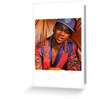 Lil B Based God T Shirt Greeting Card