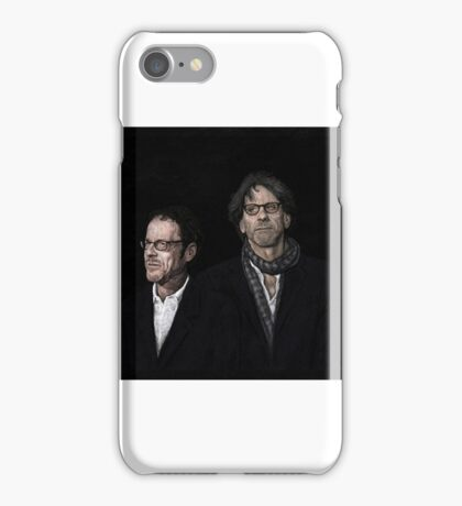 COEN BROTHERS iPhone Case/Skin