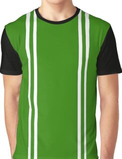 Slytherin Stripes Graphic T-Shirt