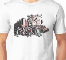 Humpty Dumpty in Business Suit Unisex T-Shirt