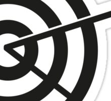 12 Arrow Sticker