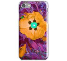 Pansy power iPhone Case/Skin