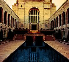 National War Memorial Canberra by Andrew Prince