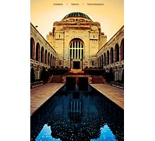 National War Memorial Canberra Photographic Print
