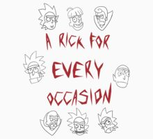 A Rick for Every Occasion by LovelyChauna