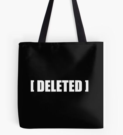 [DELETED] Tote Bag
