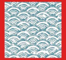 Jellyfish pattern Baby Tee
