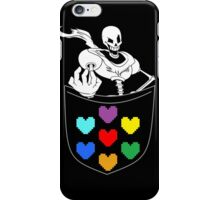 Pocket Papyrus iPhone Case/Skin