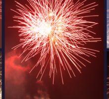 New years eve Batehaven NSW Sticker