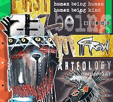 human being by arteology